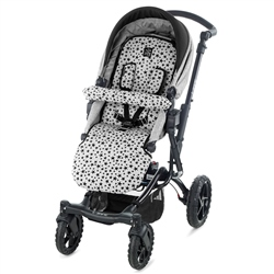 Jane Cloud Pushchair Seat Liner
