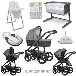 Venicci Soft Complete Nursery Bundle
