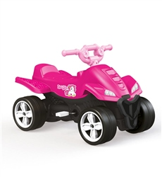 Dolu Unicorn Kids Pedal Operated Quad
