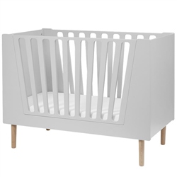 Done By Deer Baby Cot, 70 x 140 cm