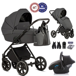 Noordi Luno 3in1 + Car Seat - Ocean Wave