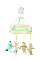 Winnie the Pooh Hundred Acre Wood Classic Pooh Mobile