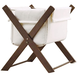 Samuel Johnston Folding Crib
