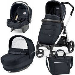 Peg Perego Book S Elite Modular Travel System