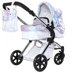 Roma Polly Amy Childs Single Dolls Pram