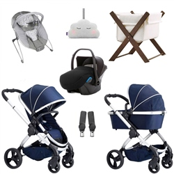 iCandy Peach Essential Travel & Nursery Bundle
