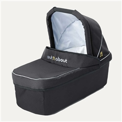 Out 'n' About Nipper Double Carrycot