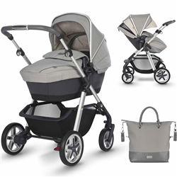 Silver Cross Pioneer Special Edition Tranquil Complete Pram Set