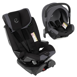 Jane Groowy + Nest iSize Car Seat (0-12 yrs)