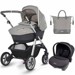 Silver Cross Pioneer Special Edition Tranquil + Simplicity Car Seat
