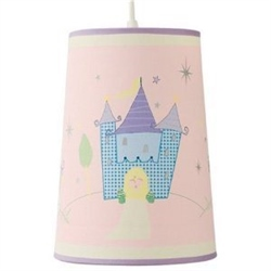 Kids Line Camelot Pendant Shade