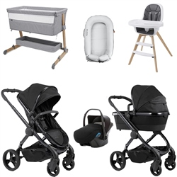 iCandy Peach Designer Collection Cerium Premium Travel & Nursery Bundle