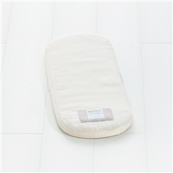 Little Green Sheep Natural Carrycot Mattress For iCandy Peach
