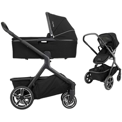 Nuna Demi Grow + Carrycot Complete Pram Set