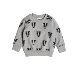 Tobias & The Bear Boris The Badger Sweatshirt