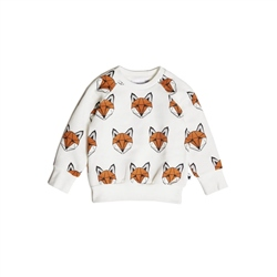 Tobias & The Bear Just Call Me Fox Loopback Sweatshirt