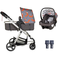 Cosatto Giggle Mix Marvellous Bundle (Option: Nordik)