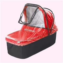Out 'n' About Nipper Carrycot Rain Cover