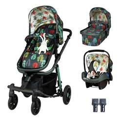 Cosatto Giggle Quad Travel System Bundle