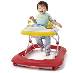 BabyLo My First ABC Baby Walker