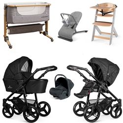 Venicci Starlight Travel System & Premium Nursery Bundle