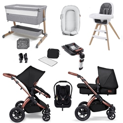 Ickle Bubba Stomp V4 SE Premium Travel & Nursery Bundle