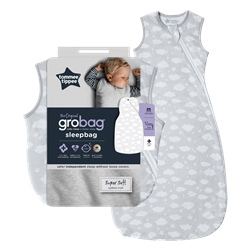 Tommee Tippee The Original GroBag Happy Clouds Sleeping Bag