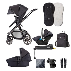 Silver Cross Pioneer Eclipse Special Edition Travel System Bundle