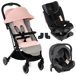 Jane Rocket + Groowy + Nest travel system
