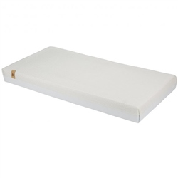 CuddleCo Signature Hypo-Allergenic Bamboo Sprung Cot Bed Mattress 140 x 70cm