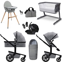 Joolz Day3 Ultimate Travel System & Nursery Bundle
