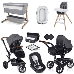 Jane Trider Matrix Travel System & Nursery Bundle