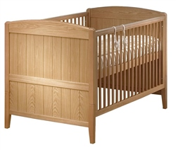 BabyLo Toscana cot bed