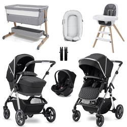 Silver Cross Pioneer Light Premium Travel & Nursery Bundle