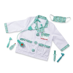 Melissa & Doug Doctor Outfit