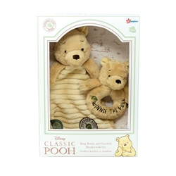 Rainbow Designs Hundred Acre Wood Winnie the Pooh Gift Set