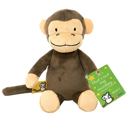 Rainbow Designs That's Not My Monkey Soft Toy