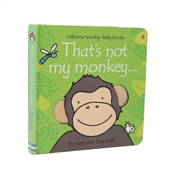 Rainbow Designs That's Not My Monkey Book