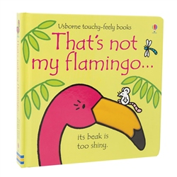 Rainbow Designs That's Not My Flamingo Book