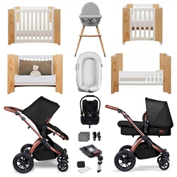 Ickle Bubba Stomp V4 SE Luxury Travel & Nursery Bundle