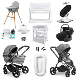 iCandy Peach 2020 Ultimate Travel & Nursery Bundle