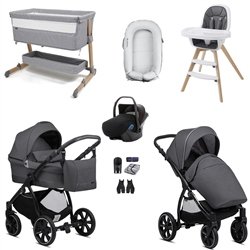 Noordi Sole Go Premium Travel & Nursery Bundle