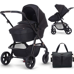 Silver Cross Pioneer Eclipse Special Edition Complete Pram Set