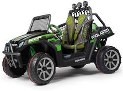 Peg Perego Polaris Ranger RZR 24 Volt Green Shadow