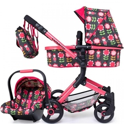 Cosatto Wonder Dolls Pram & Carseat