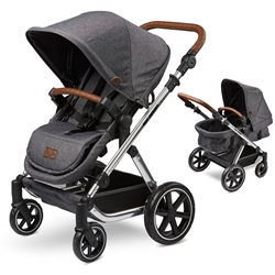 ABC Design Migno Dolls Pram