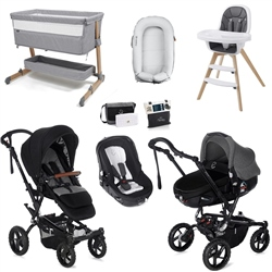 Jane Crosswalk R Premium Travel & Nursery Bundle