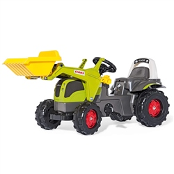 Rolly Toys Claas Tractor With Loader