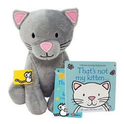 Rainbow Designs That's Not My Cat - Book & Soft Toy