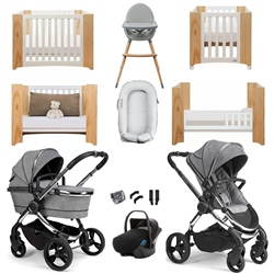 iCandy Peach 2020 Luxury Travel & Nursery Bundle
